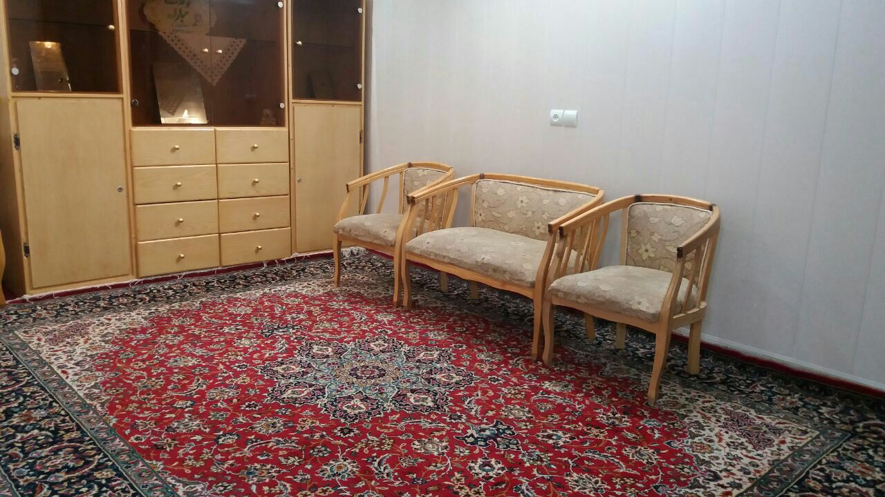 اجاره منزل مبله یک خوابه در کاشان کد ۱۰۶