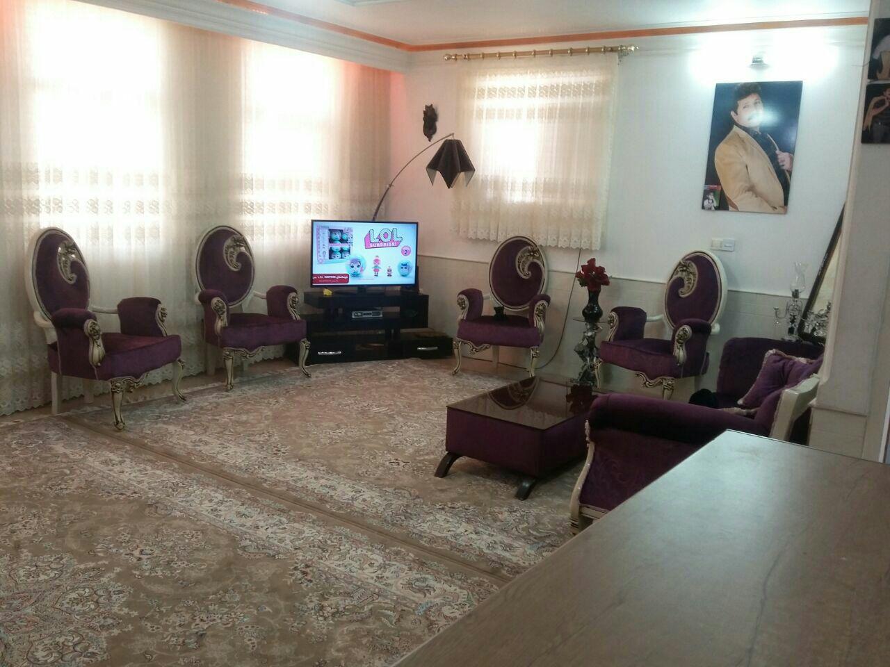 اجاره منزل مبله یک خوابه در کاشان-کد ۱۰۷