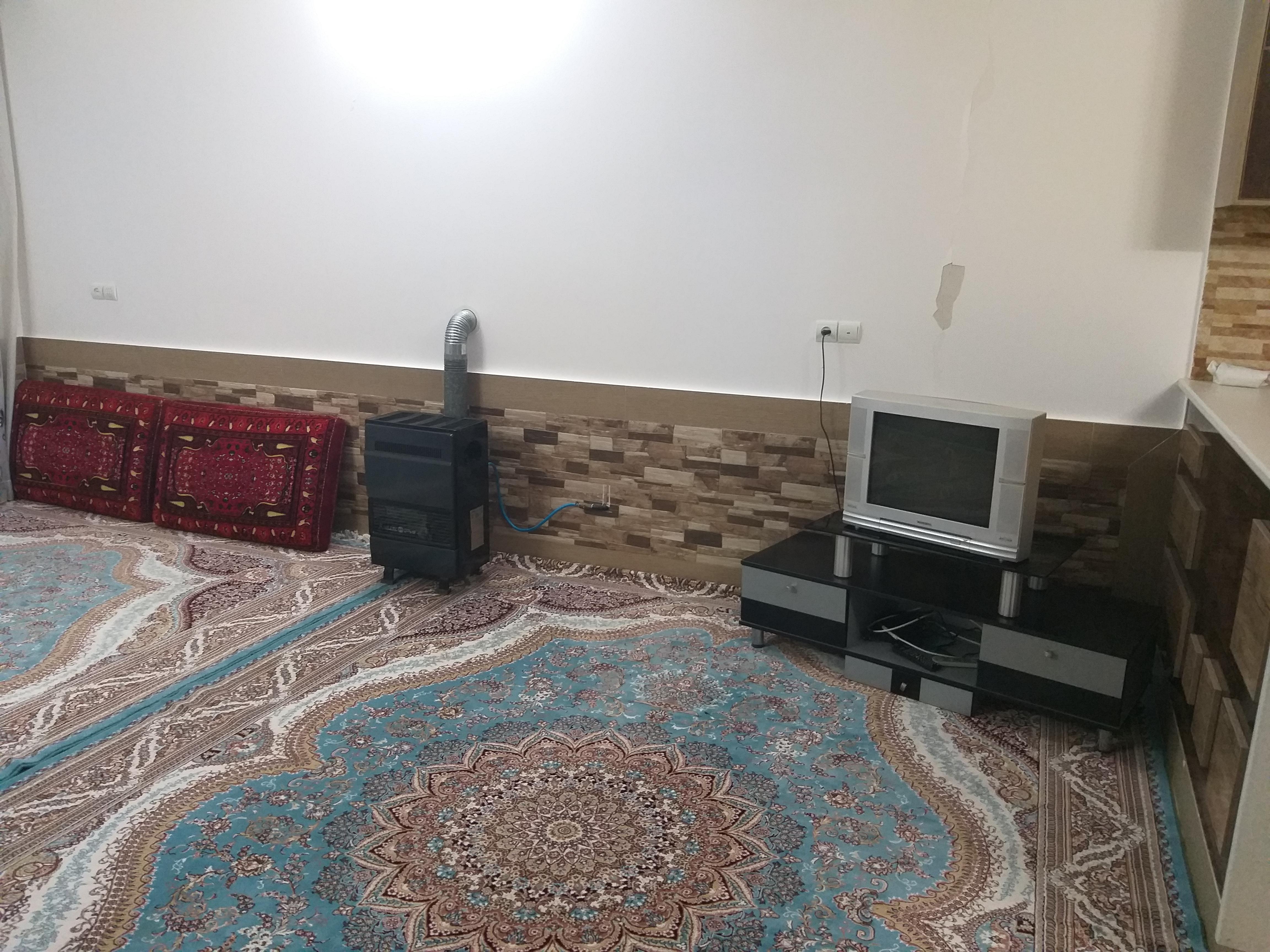 اجاره منزل مبله یک خوابه در کاشان کد ۱۱۴