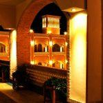 هتل در کاشان