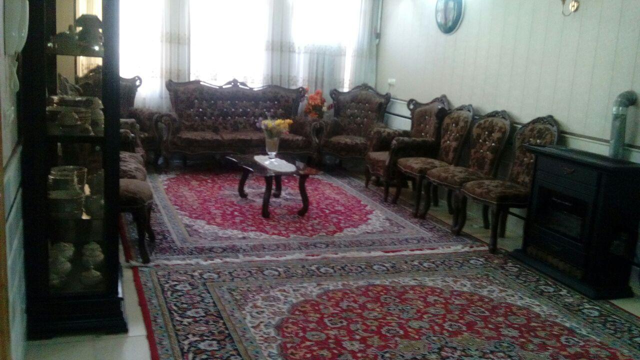رزرو منزل دو خوابه در کاشان-کد ۱۲۶