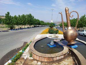 شهرستان قمصر کاشان