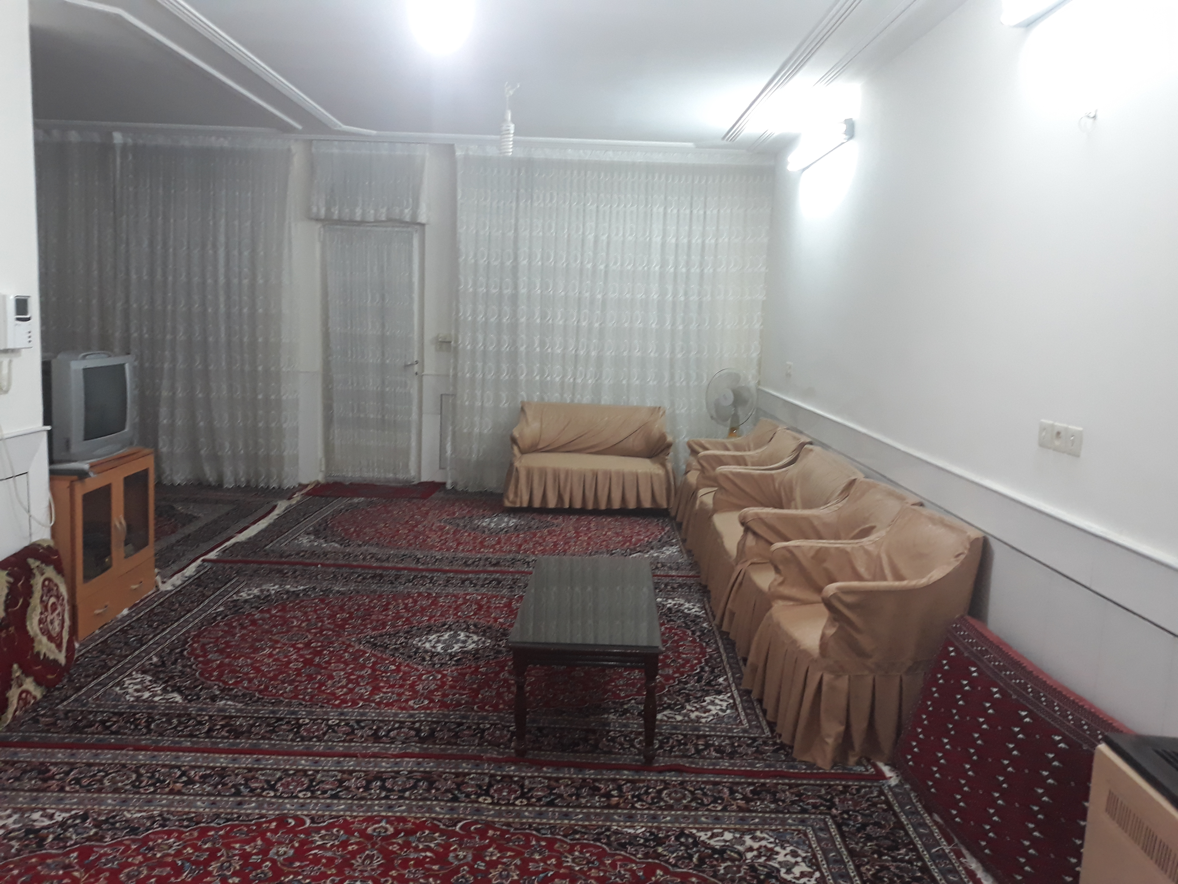 رزرو خانه یک خوابه مبله در کاشان-کد ۱۴۷