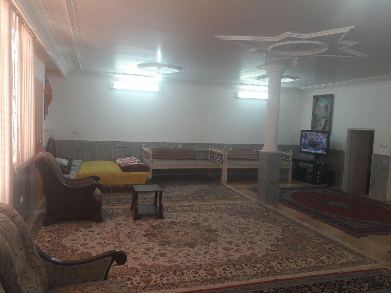 آپارتمان مبله دو خوابه در کاشان-کد ۱۵۳