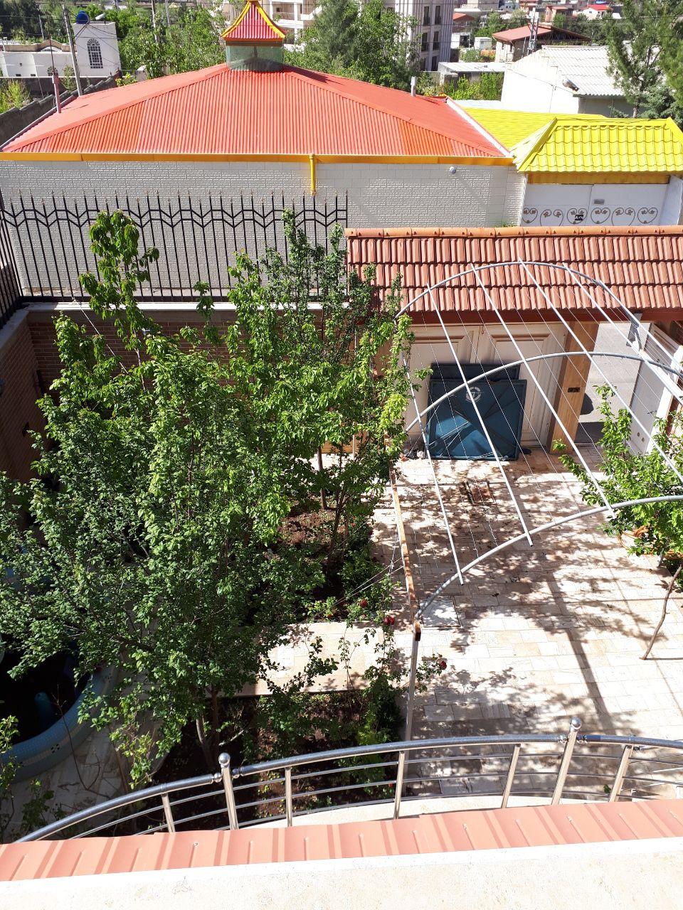 اجاره ویلا لاکچری در قمصر-کد ۲۰۳