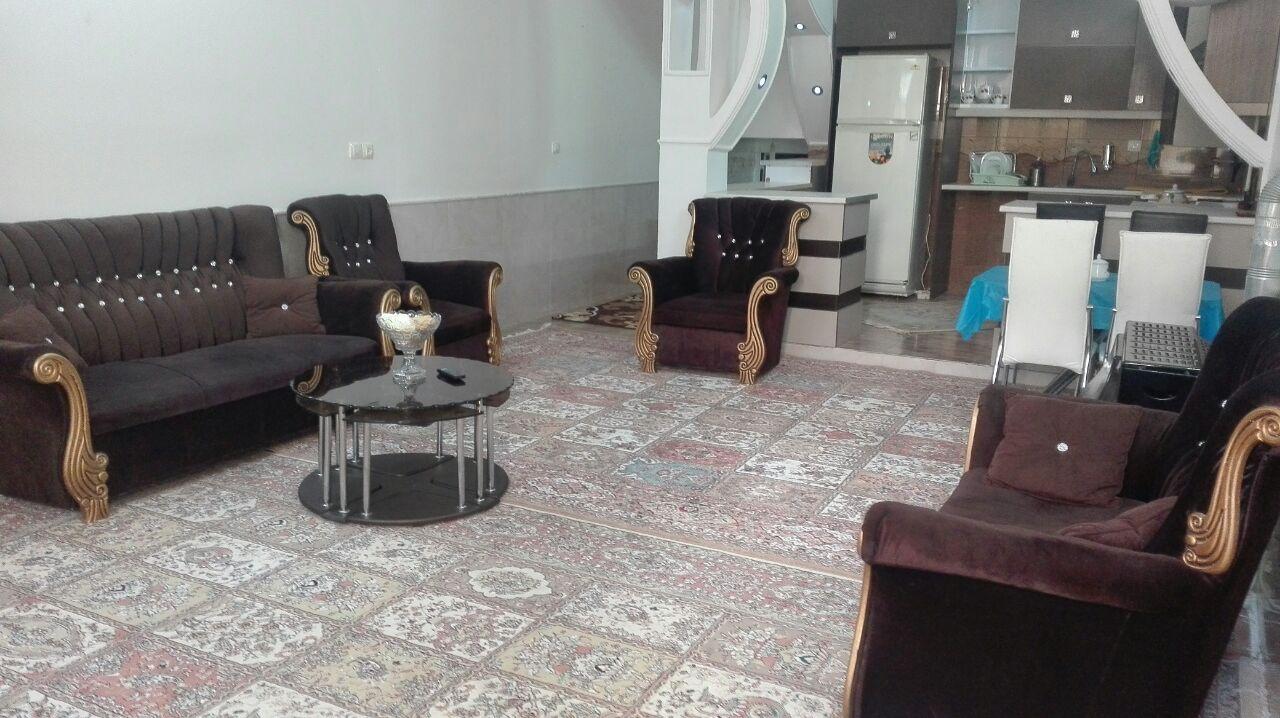 اجاره منزل مبله دوخوابه در کاشان-کد ۱۵۹