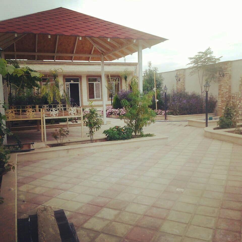 اجاره خانه باغ در کاشان-کد ۲۰۴