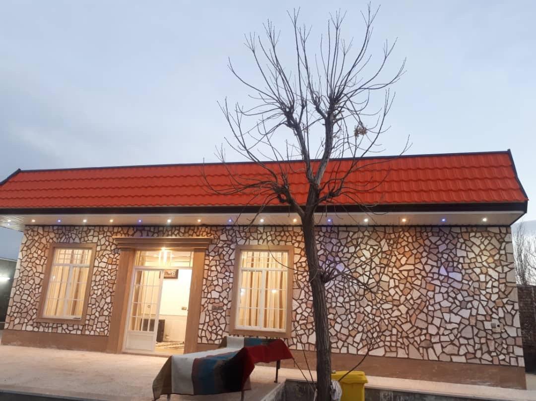 اجاره خانه باغ یک خوابه در کاشان-کد ۲۰۶
