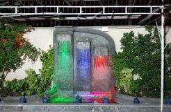 خانه باغ در کاشان