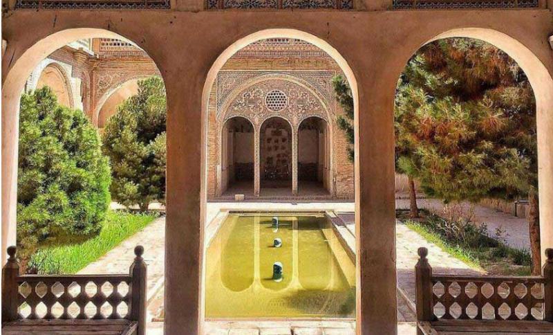 خانه عباسیان در کاشان