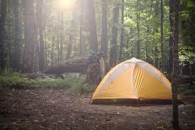 چادر زدن در سفر