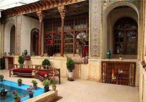 اقامتگاه های سنتی در کاشان